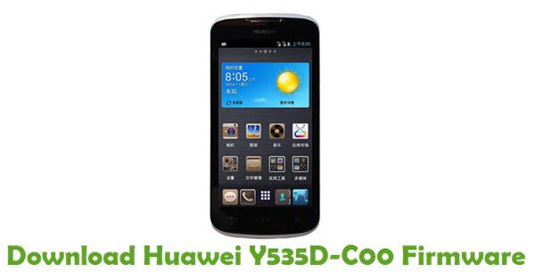 Huawei Y535D-C00 Stock ROM