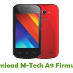 M-Tech A9 Firmware
