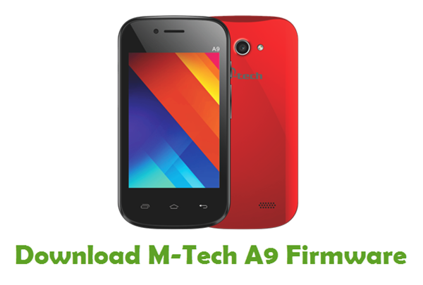 Download M-Tech A9 Firmware