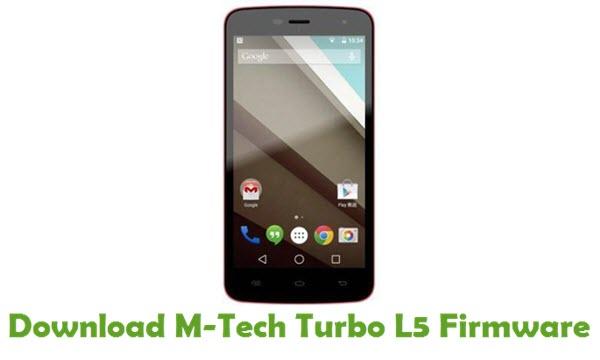 Download M-Tech Turbo L5 Stock ROM