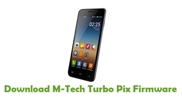Download M-Tech Turbo Pix Firmware