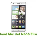 Masstel N560 Firmware