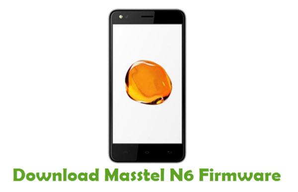 Download Masstel N6 Firmware