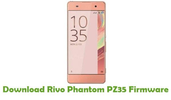Rivo Phantom PZ35 Stock ROM