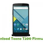 Teeno T200 Firmware