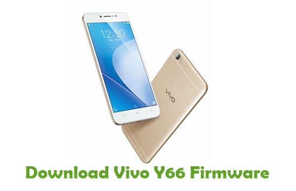 Download Vivo Y66 Firmware