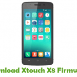 Xtouch X8 Firmware