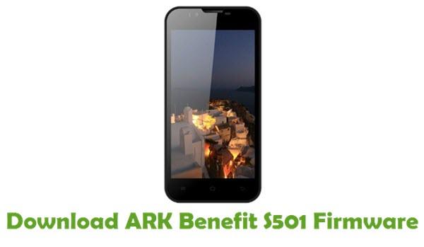 Download ARK Benefit S501 Firmware