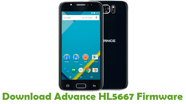 Advance HL5667 Stock ROM