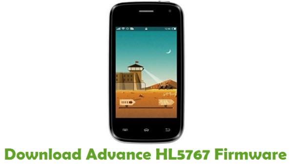 Advance HL5767 Stock ROM