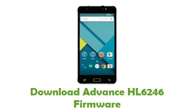 Advance HL6246 Stock ROM