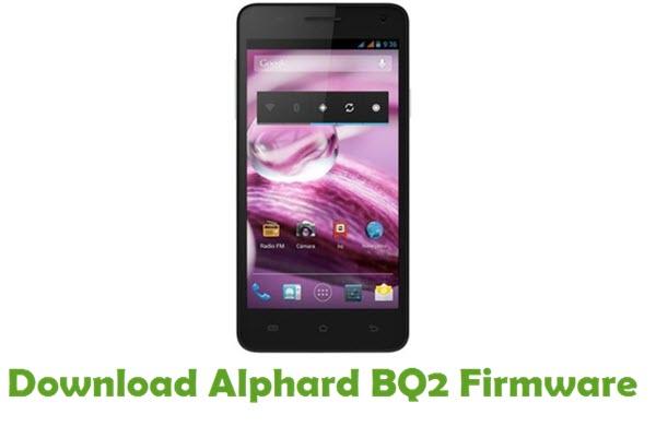 Download Alphard BQ2 Firmware