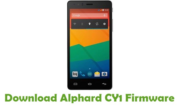 Download Alphard CY1 Firmware