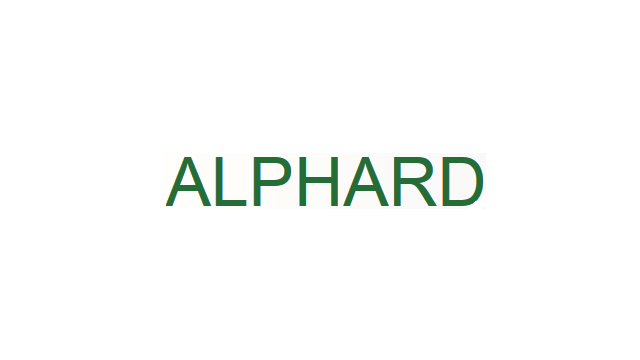 Download Alphard Stock ROM