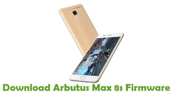 Download Arbutus Max 8s Firmware