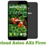 Axioo AX5 Firmware
