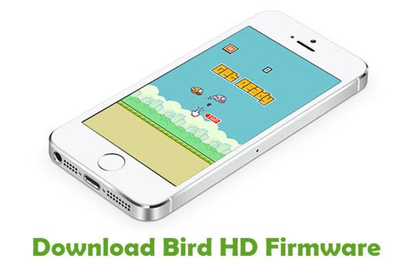 Bird HD Stock ROM