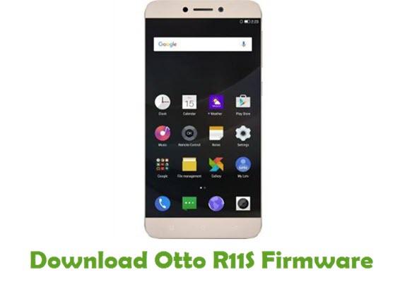 Otto R11S Stock ROM