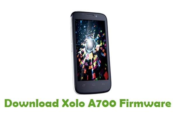 Download Xolo A700 Firmware