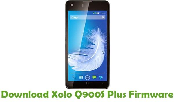 Xolo Q900S Plus Stock ROM