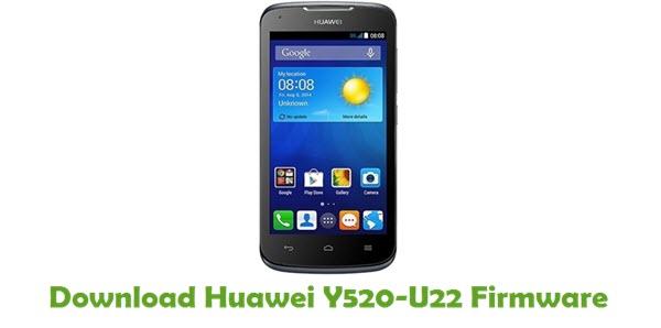 Download Huawei Y520-U22 Stock ROM