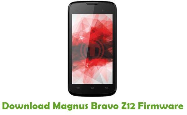 Magnus Bravo Z12 Stock ROM
