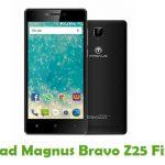 Magnus Bravo Z25 Firmware