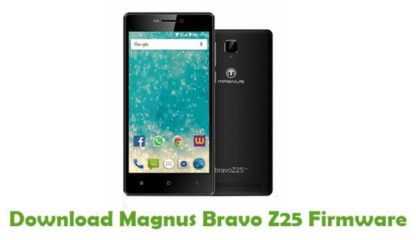 Magnus Bravo Z25 Stock ROM