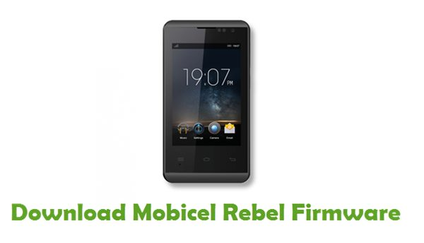 Mobicel Rebel Stock ROM