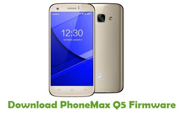 PhoneMax Q5 Stock ROM