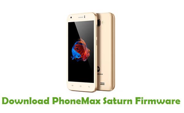 PhoneMax Saturn Stock ROM