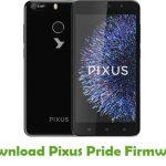 Pixus Pride Firmware