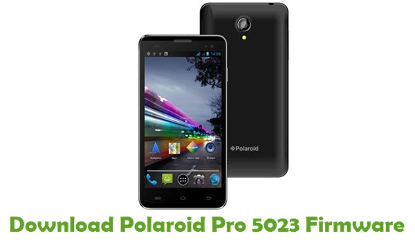 Download Polaroid Pro 5023 Stock ROM