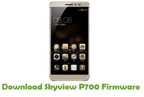 Skyview P700 Stock ROM
