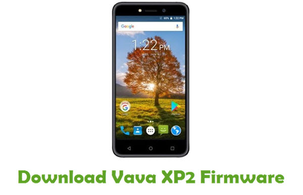Vava XP2 Stock ROM