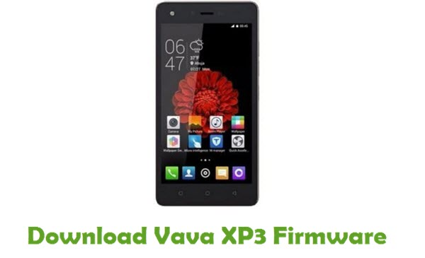Vava XP3 Stock ROM