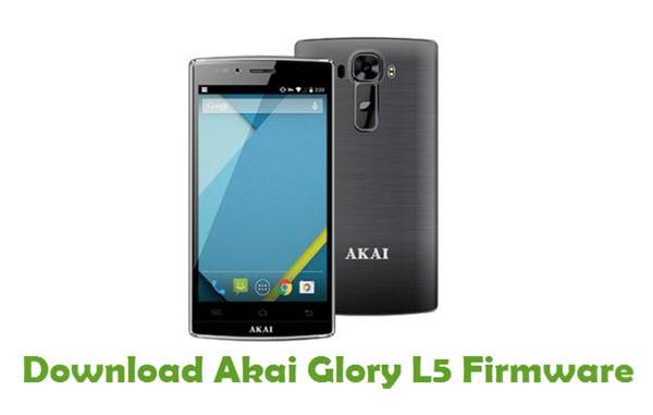 Akai Glory L5 Stock ROM
