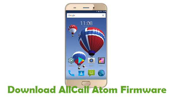 AllCall Atom Stock ROM