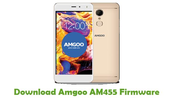 Amgoo AM455 Stock ROM