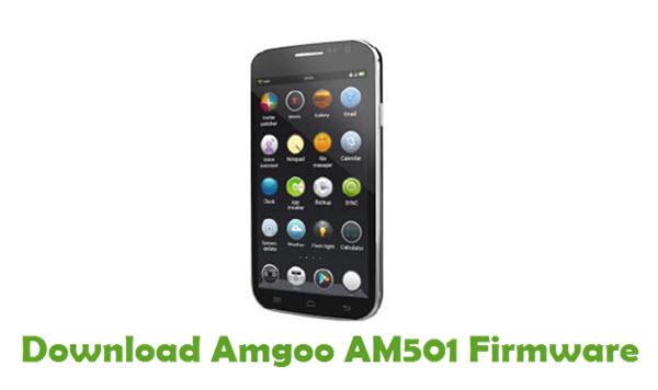 Amgoo AM501 Stock ROM