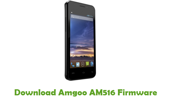 Download Amgoo AM516 Firmware