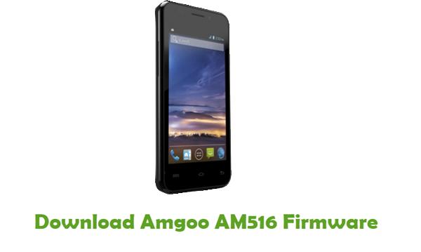 Amgoo AM516 Stock ROM