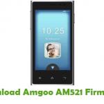 Amgoo AM521 Firmware