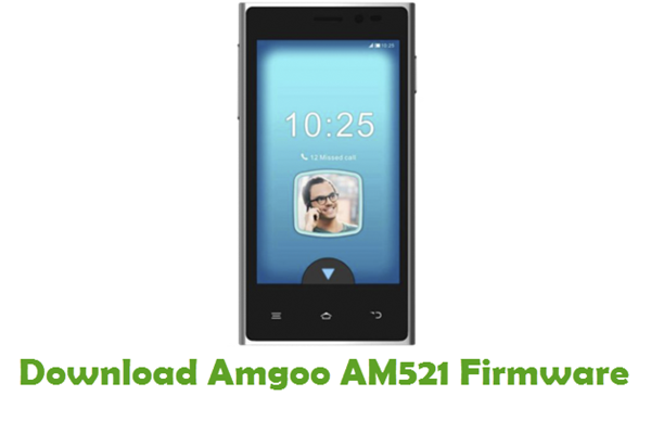 Download Amgoo AM521 Stock ROM