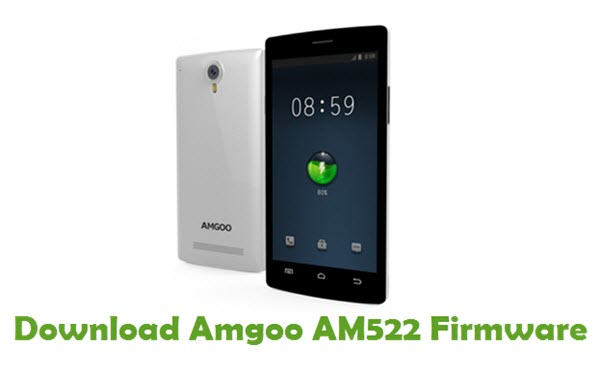 Download Amgoo AM522 Stock ROM