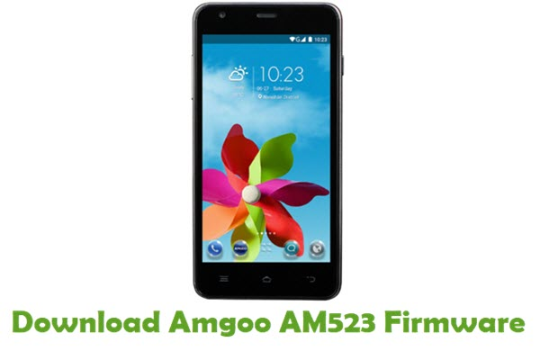 Download Amgoo AM523 Stock ROM