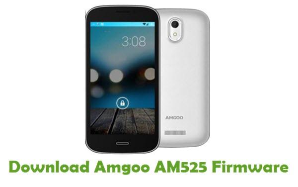 Amgoo AM525 Stock ROM