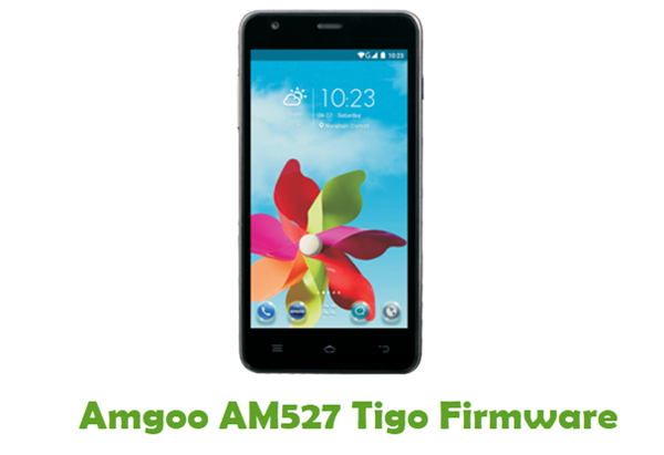Download Amgoo AM527 Tigo Stock ROM