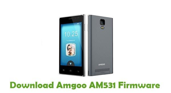 Amgoo AM531 Stock ROM