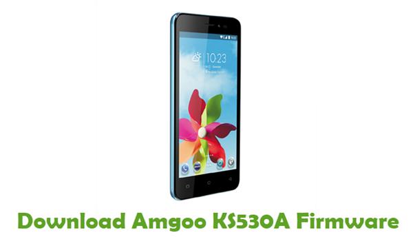 Download Amgoo KS530A Stock ROM